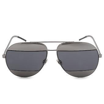 Christian Dior aufgeteilt 1 Aviator Sonnenbrille KJ1IR 59