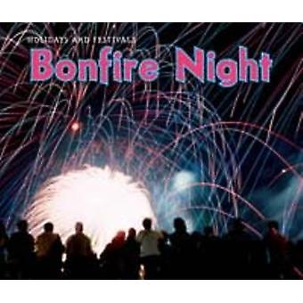 Bonfire Night by Nancy Dickmann - 9781406219227 Book