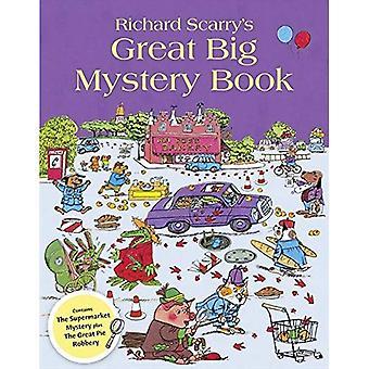 Richard Scarry stora stora mysterium bok