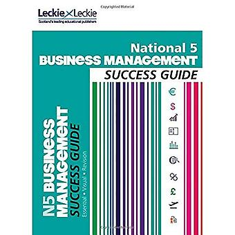 National 5 Business Management Success Guide (Success Guide)