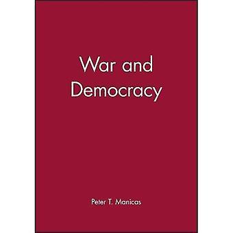 Krieg und Demokratie