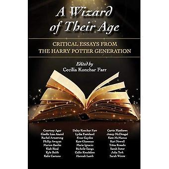 Ein Assistent ihres Alters: Critical Essays aus der Harry-Potter-Generation