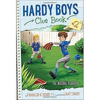 Le Playbook manquant (livre de Clue Hardy Boys)