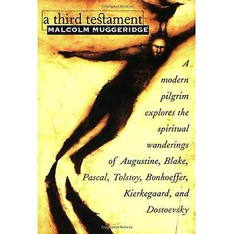 Un troisième témoignage: Un pèlerin Modern explore l'errance spirituelle d'Augustine, Blake, Pascal, Tolstoï, Bonhoeffer, Kierkegaard et Dostoïevski
