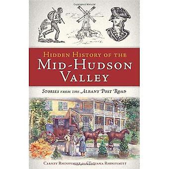 Skjulte historie i midten af Hudson Valley: historier fra Albany posten vejen