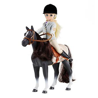Lottie Doll Set Pony Club, Set with Horse Dolls| Best fun gift