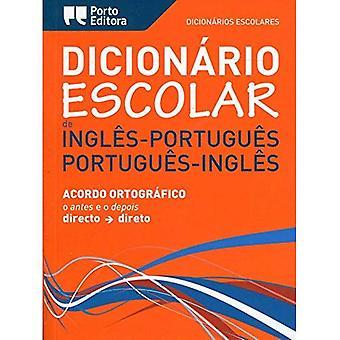 English-Portuguese & Portuguese-English School Dictionary