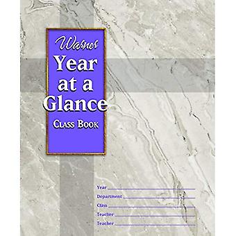 Year-At-A-Glance Record Book