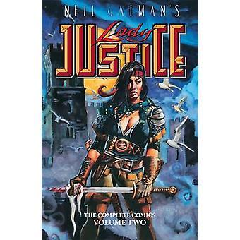Dame Justice de Neil Gaiman #2 - Vol. 2 de C J Henderson - Neil Gaiman