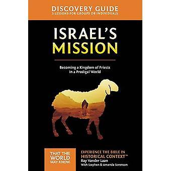 Israels Mission Discovery Guide af Ray Vander Laan