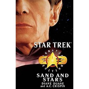 Star Trek Signature Edition Sand and Stars by Duane & Diane
