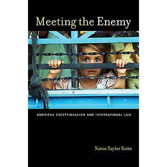Meeting The Enemy by Natsu Taylor Saito