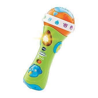 VTech Baby Sing por actualización de micrófono