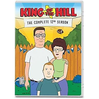 King of the Hill: Season 12 [DVD] USA import