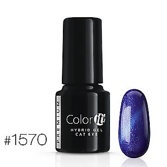 Gellack-Color IT-Premium-Cat Eye-* 1570 UV Gel/LED