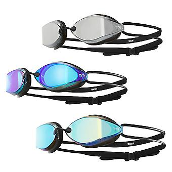 TYR Tracer X Racing Swim Goggle - Mirrored Lens