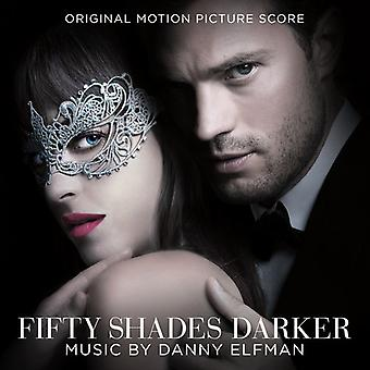 Danny Elfman - Fifty Shades Darker - Score [CD] USA import