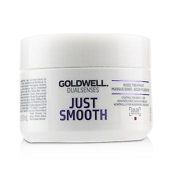 Goldwell Dual Senses Just Smooth 60sec Treatment (control For Unruly Hair) - 200ml/6.7oz