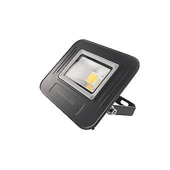 Integrale-LED floodlight 30W 4000K 3000lm IP67 mat zwart IP67-ILFLA002