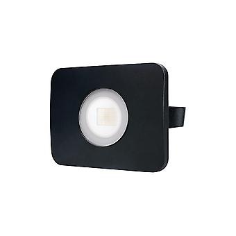 Integral - LED Floodlight 20W 3000K 1800lm Matt Black - ILFLC126