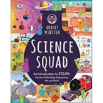 Science Squad by Robert Winston - 9780241301852 Book