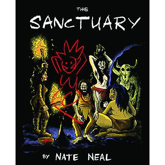 The Sanctuary by Nate Neal - 9781606993880 Book