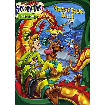 Scooby-Doo: What's New Scooby-Doo Vol. 10-Monstrous Tails [DVD] USA import