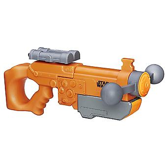 NERF Super Soaker Star Wars Chewbacca Bowcaster Toy