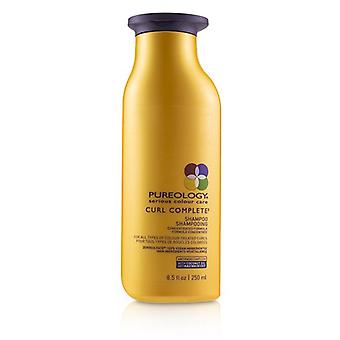 Pureology Curl Complete Shampoo (for All Types Of Colour-treated Curls) - 250ml/8.5oz