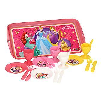 Smoby Disney Prinzessin Picknickset, 21dlg.