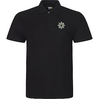 4th/7th Royal Dragoon Guards-licenseret British Army broderet RTX Polo