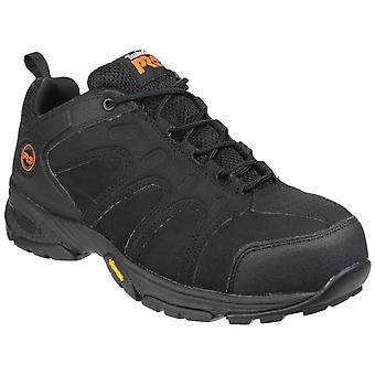 Timberland Pro Mens Wildcard Lace-up Safety Shoe Black