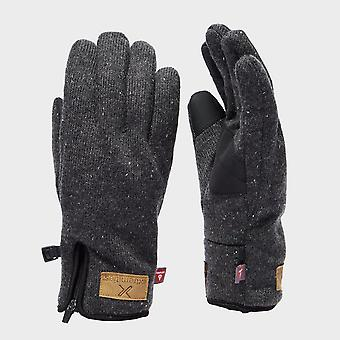 New Extremites Men's Furnace Pro Ski Glove Dark Grey