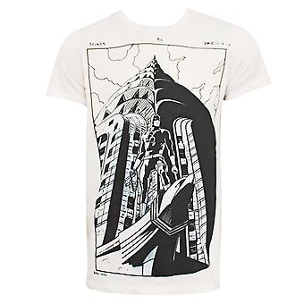 Daredevil Comic Art Men's Off-White T-Shirt