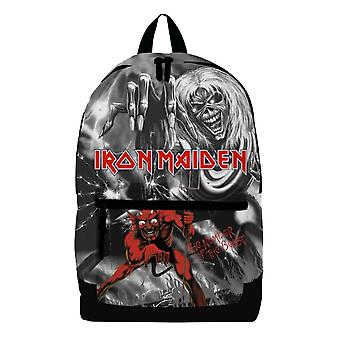 Iron Maiden Number of the Beast Laptop Backpack