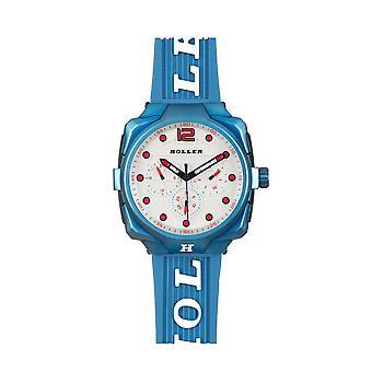 Holler Impact Blue Chrono Watch HLW7657-A2