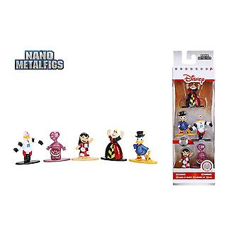 Disney Nano Metalfigs 5 Pk Wave 03