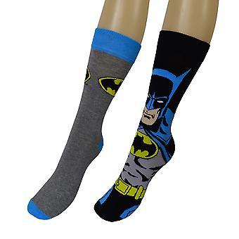 Μπάτμαν 2 πακέτο κάλτσες