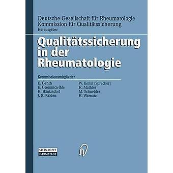 Therapie I by Deutsche Gesellschaft Fur Rheumatologie