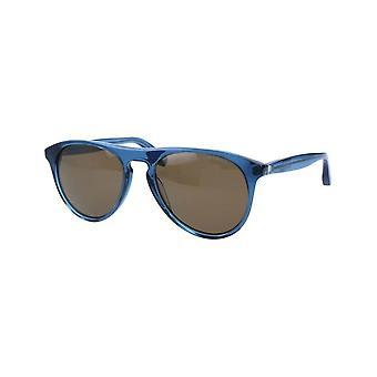 Polaroid - Accessories - Sunglasses - PLP0101_YF92P - Unisex - teal,saddlebrown