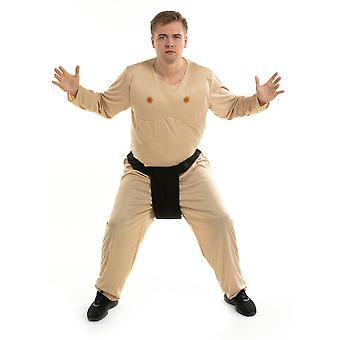Sumo Wrestler Adult Costume