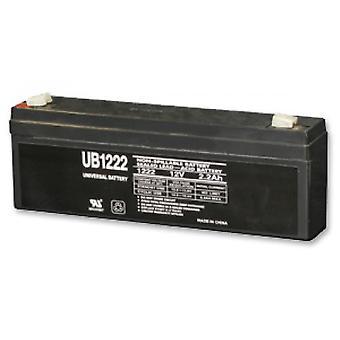 Vervangende UPS batterij compatibel met Premium Power UB1222-ER