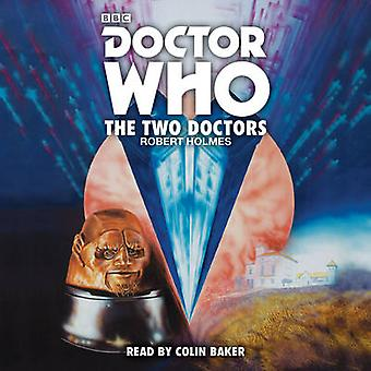 Doctor Who The Two Doctors by Robert Holmes