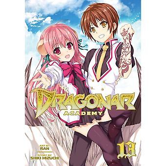 Dragonar Academy Vol. 13 par Shiki Mizuchi