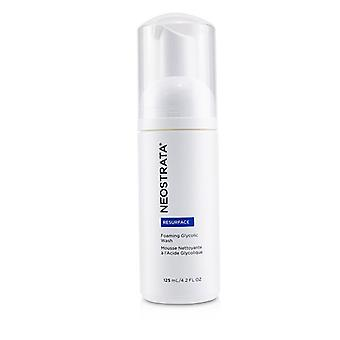 Neostrata Resurface - Foaming Glycolic Wash 20AHA/PHA 125ml/4.2oz