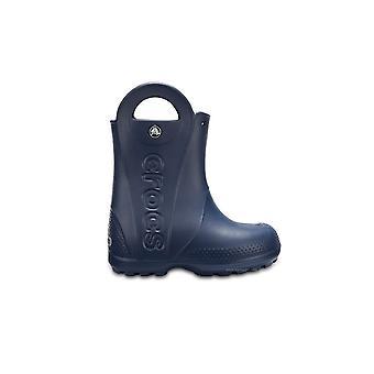 Crocs Handle Rain Boot Kids 12803410 universal all year infants shoes