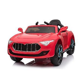 Kids Electric Car Mercury MP3 Conector LED Luces, Función de Música, Neumáticos EVA