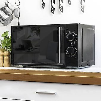 Microwave with Grill Cecomix All Black 1368 20 L 700W Black
