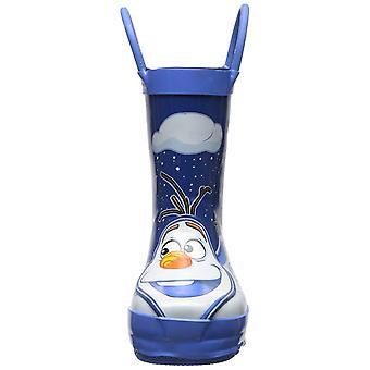 Western Chief Kids' vattentät Disney karaktär lätt på handtagen Rain Boot