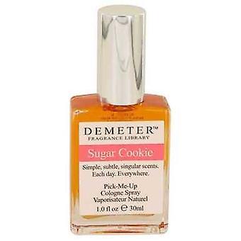 ديميتر السكر كوكي بواسطة ديميتر كولونيا رذاذ 1 أوقية (النساء) V728-434875
